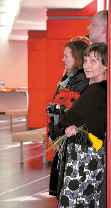 Po parodos atidarymo – kokia lankytojų reakcija?               Nuotraukos iš pašnekovės albumo