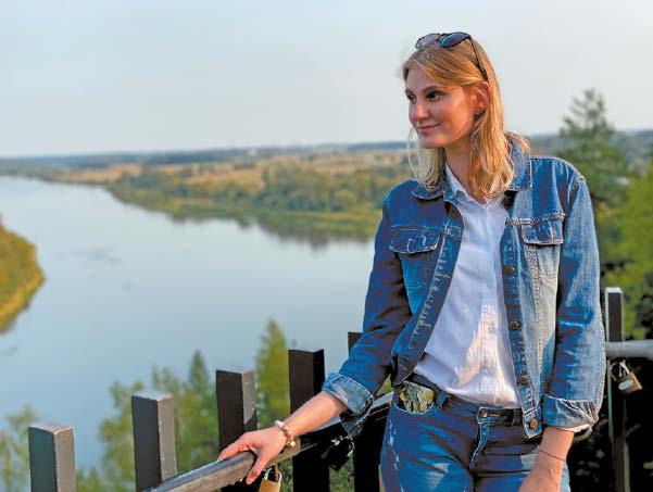 Psichologė ir žmogiškųjų išteklių specialistė Paulina Viktažentytė.