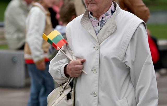 Žmonės nori laisvai gyventi Lietuvoje.