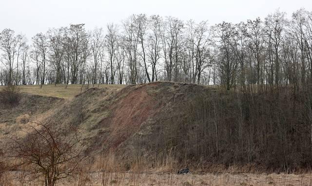 Meškučių piliakalnis, tiksliau – jo liekanos – valstybės saugoma vertinga teritorija. Upės išgraužtą šlaitą paveldosaugininkai rekomenduoja palikti taip, kaip patvarkė gamta.
