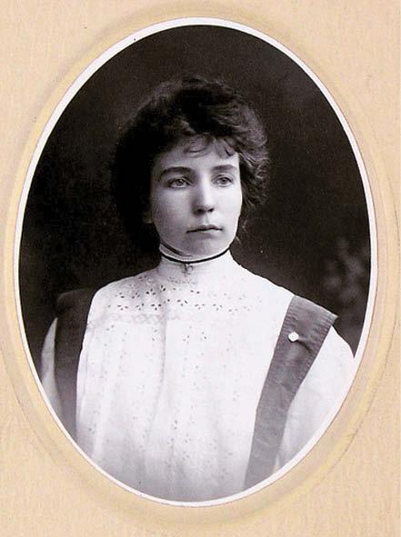 Julija Pranaitytė apie 1896 metus.