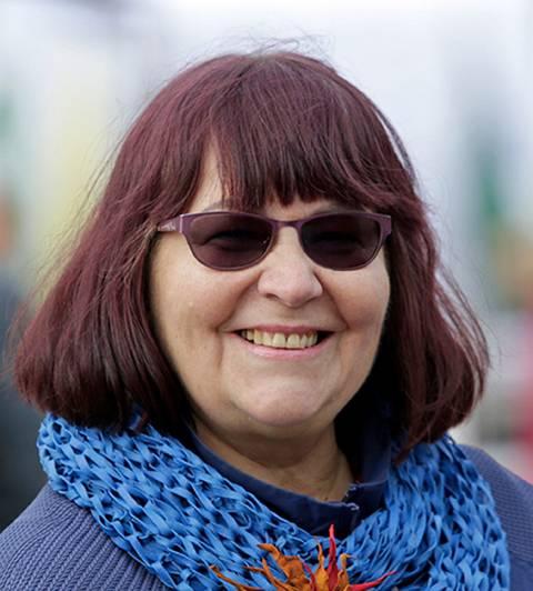 Irena Zubrickienė, žurnalistė