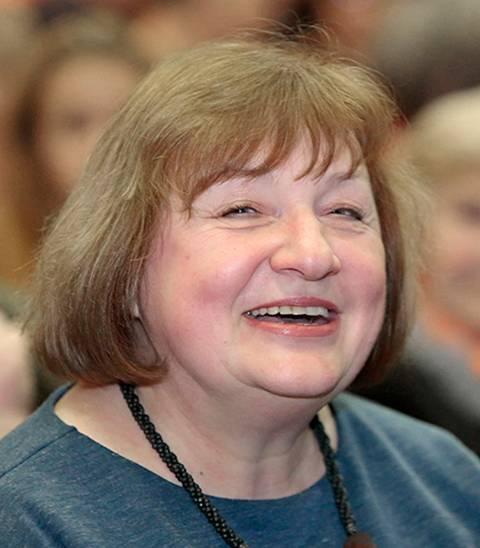 Nijolė Latvaitienė, pedagogė