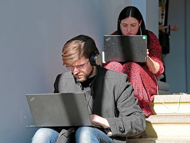 Pareigūnų teigimu, virtualus patrulis į konkrečius žmonių susirašinėjimus nereaguos.
