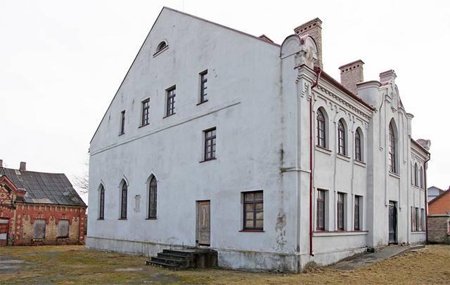 Kalvarijos sinagogų kompleksas – vienas unikaliausių visoje šalyje, todėl puoselėjami planai ateityje jį atnaujinti.