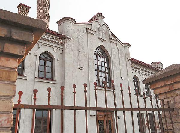 Žieminę sinagogą nuo sunykimo išgelbėjo privataus fondo lėšomis atlikti restauravimo darbai.