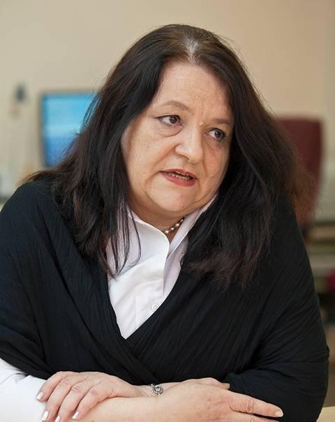 Kazlų Rūdos Kazio Griniaus gimnazijos direktorė Irena Raulinaitienė.