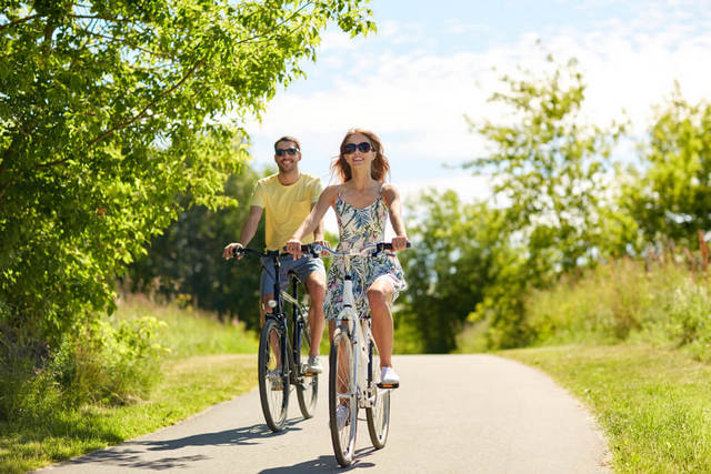 10 priežasčių, kodėl verta pirkti dviratį