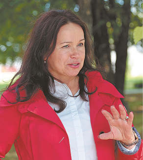 Ž.Štreimikytė-Mockeliūnė pripažino mėgstanti stebėti naujienų laidas per skirtingus televizijos kanalus ir lyginti jų turinį.