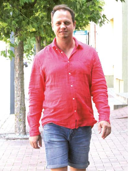 Architektas Andrius Byčenkovas.