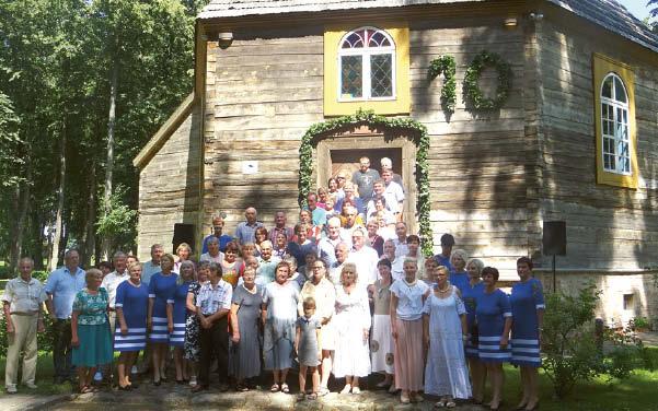 Renginio dalyviai įsiamžino bendroje fotografijoje. Autoriaus nuotraukos