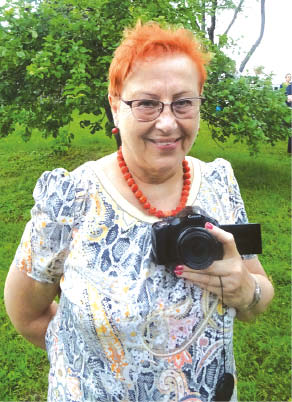 Rašytoja A. Ruseckaitė turi daug prisiminimų apie šią vietą.