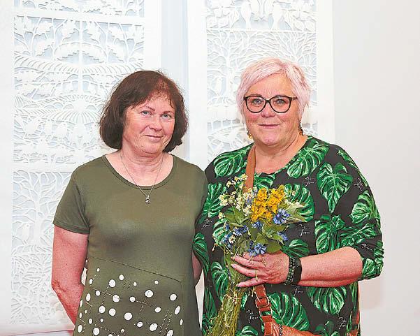 Lina Bakaitienė ir Audronė Radauskienė šį kartą atstovavo visoms autorėms.