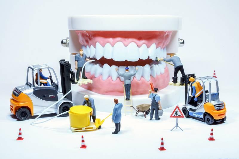 Dantų gydymas greitai ir patikimai