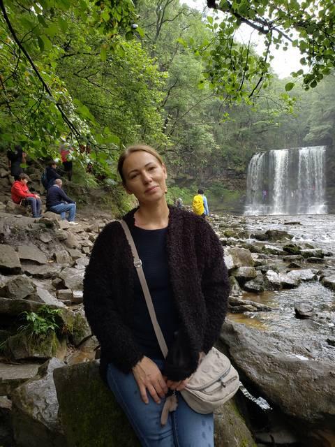 Sandra Kučinskienė seniai svajojo aplankyti Velsą.