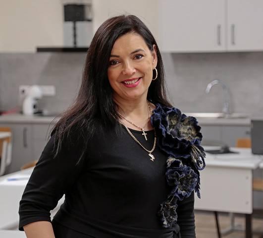 Jono Totoraičio progimnazijos pedagogę Audronę Albertynę vertina įstaigos vadovė, kolegos ir mokiniai.