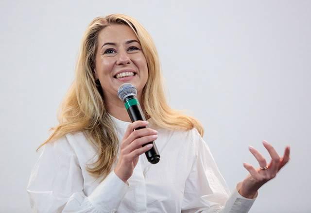 Režisierė Giedrė Žickytė džiaugėsi, kad šis filmas sujaudino daug širdžių.