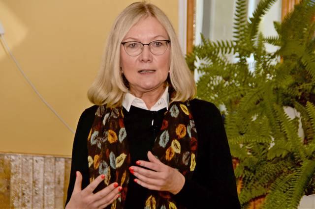 Danutė Keturakienė projekte pateikė daug vertingos informacijos.