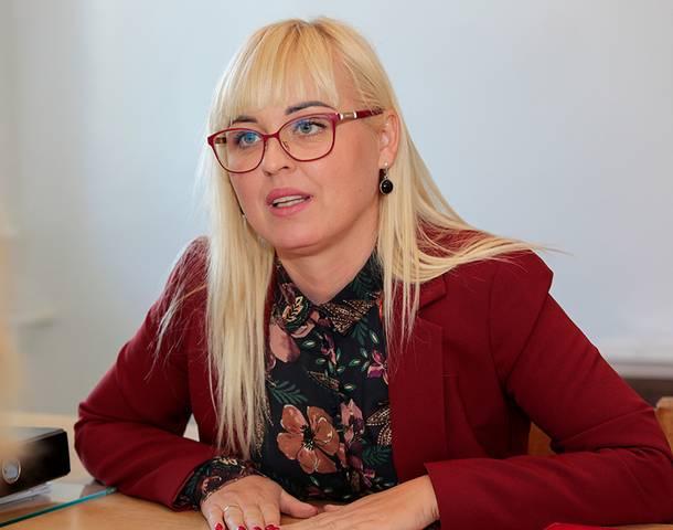 Pasak ligoninės direktorės K. Škarnulienės, pacientų laukiama iš visos Lietuvos.